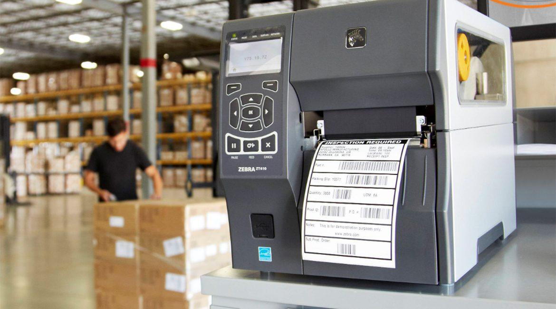 Drukarka kodów kreskowych i etykiet samoprzylepnych - Zebra i Honeywell