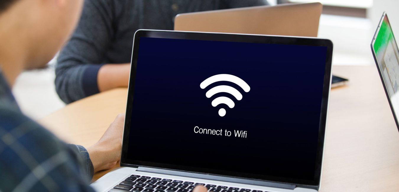 projektowanie sieci wifi, skanowanie sieci wifi